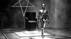 Metropolis (1927) - Just seven years after the play Rossum's Universal Robots, Maria the robot seduced the workers — and the world.