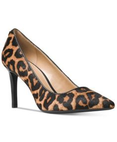 MICHAEL Michael Kors Dorothy Flex Pumps $120.00 The perfect pump takes a walk on the wild side in the daring cheetah-printed calf hair pumps from MICHAEL Michael Kors.