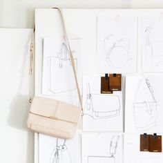 & Other Stories | From sketch to bag.