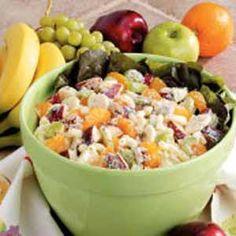 Summer+Fruit+'n'+Pasta+Salad
