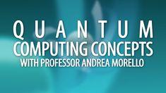 #Quantum Computing Concepts – #Quantum Hardware https://www.youtube.com/watch?v=BbozLeSxcZ4