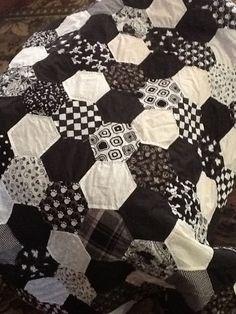 Meine Quilts und Ich: English Paper Piecing - I love it!