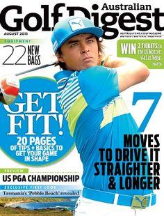 Australian Golf Digest - August 2013 #magazines #magsmoveme  http://www.news.com.au/sport/golf
