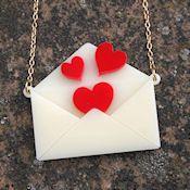 Love Letter Necklace - Sugar & Vice