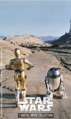 Join C-3PO and R2-D2 for the final adventure in Star Wars: Return of the Jedi. Watch every episode with Star Wars: The Digital Movie Collection.