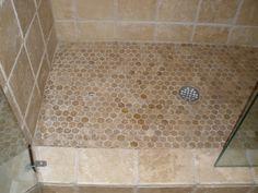 Floor : Shower Floor Tile With Design In Bathroom And Best Tile For Shower  Floor For