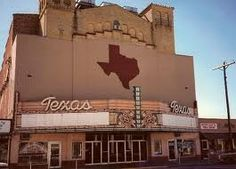 Great shot of an old Texas Theater - San Angelo. Stuff To Do, Things To Do, Texas Things, Texas Movie, San Angelo Texas, Texas Forever, Other Countries, Great Shots, Movie Theater