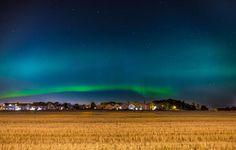 Aurora, nordlys , northern lights in Trondheim  by Aziz Nasuti on 500px