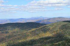 Les couleurs de l'automne au Mont Sutton