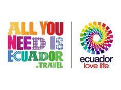 All you need is Ecuador #AllYouNeedIsEcuador Campaña publicitaria del Mi...