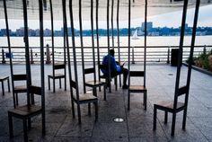 Allan Wexler - Utopian Cafe - 2005