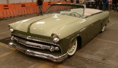 Chip Foose - 1954 Ford repinned by #carpoos.com                                                                                                                                                                                 More