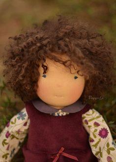 Alma, 17/18 inch Puppula doll