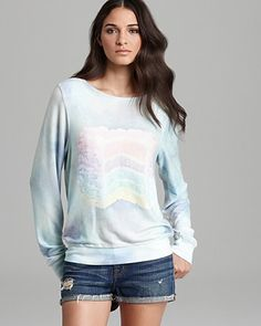 WILDFOX Pullover - Dreaming Of Cake | Bloomingdale's
