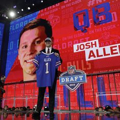 While Josh Allen 's controversial tweets may have deterred some teams from taking a chance on him, the Buffalo Bills felt comfortable enough about the former Wyoming Cowboys quarterback that they traded up in the 2018 NFL draft to get him...