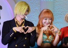 Tokyo One Piece Tower, Tokyo Tower, One Piece Nami, One Piece Ship, Kaze No Stigma, One Piece Cosplay, Ouran Host Club, Nisekoi, Maid Sama