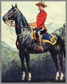 The Scarlet Force Collectors - Newsletter Roi George, Capital Of Canada, Fur Trade, Canadian Travel, War Dogs, Canadian History, Historical Art, Police, Le Far West
