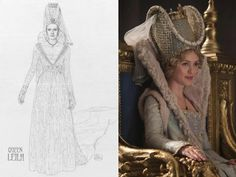Consolata Boyle for 'Florence Foster Jenkins,' 2017 - Photos - Oscars picks for best costume design - NY Daily News Theatre Costumes, Movie Costumes, Cool Costumes, Cosplay Costumes, Costume Design Sketch, Best Costume Design, Historical Costume, Historical Clothing, Pale Yellow Dresses