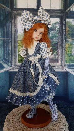 Amalia Ooak Aus Der Zawieruszynski Collection 2019 Dolls