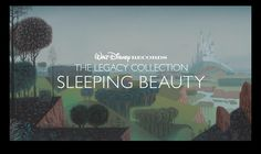 """The Lost Chords: Sleeping Beauty - """"Evil Evil"""" Walt Disney Records, Legacy Collection, Disney Music, Fairy Tales, Sleeping Beauty, Musicals, Lost, Mary Poppins, Movie Posters"""