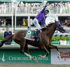 California Chrome wins 140th running of Kentucky Derby! If you watched this it was sooooo cool!!