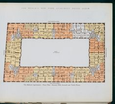New York Apartment House Album (1910) - The Belnord Apartments