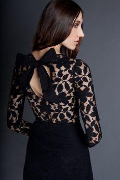 Hilary Lace Dress Made to Order van TatyanaMerenyuk op Etsy