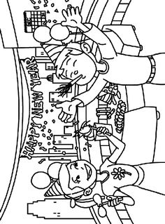 coloring pages for new years 2015 - 1000 images about new years 2015 on pinterest new years