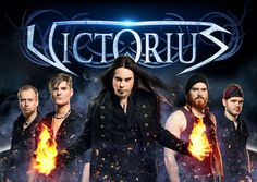 BEHIND THE VEIL WEBZINE BLOG: VICTORIUS signs with Massacre Records, works on ne...