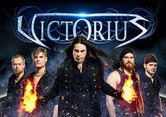 BEHIND THE VEIL WEBZINE BLOG: VICTORIUS signs with Massacre Records, works on ne...