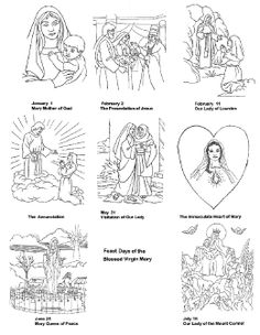 Feast days of Mary.pdf