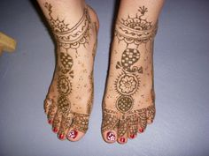 My Bridal Henna