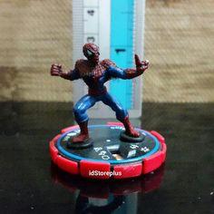 Jual beli Miniatur Spider-Man 095 Spiderman Experienced Universe Marvel Heroclix WizKids di Lapak idStoreplus - idstoreplus. Menjual Static Figure - PAJANGAN UNIK KOLEKSI MAINAN MINI FIGURE Miniatur Spider-Man 095 Spiderman Experienced Universe Marvel Heroclix WizKids