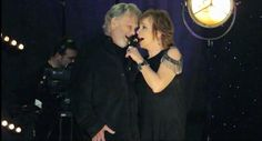 "Reba Sang ""Me and Bobby McGee"" to Kris Kristofferson, Then He Joined Her"