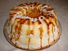 O Cantinho da Marta: Molotof Simples com Caramelo Empanadas, Camembert Cheese, Sweets, Bread, Cookies, Chocolate, Breakfast, Cake, Ethnic Recipes