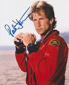 Parker Stevenson Today | Parker Stevenson Baywatch Autographed Photo at Amazon's Entertainment ...