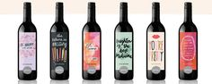 Pin for Later: 100+ Gifts For Everyone on Your Holiday List Wine Speak Wine ($25 each)