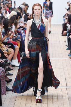 Leonard Paris Spring 2019 Ready-to-Wear Collection - Vogue