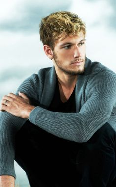 I'm sorry but this is who I imagined as Finnick in Catching Fire...
