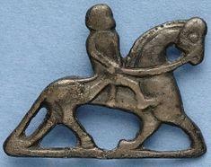 Silver figurine from Uppäkra