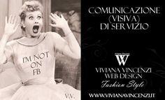Comunicazione (visiva) di servizio.