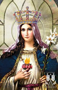 Our Lady Queen of Heaven and Earth