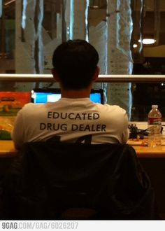 How to spot a pharmacy student....