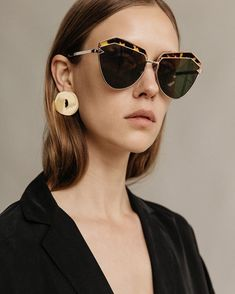 """1,586 Likes, 25 Comments - Need Supply Co. (@needsupply) on Instagram: """"Conceal the aftermath of school night Karaoke. New shades from Karen Walker are online now."""""""