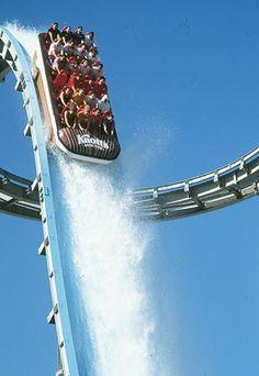My kind of amusement ride