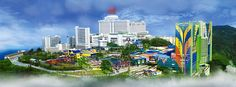 Each room in First World Hotel is precisely tailored to provide absolute level of pleasure and comfort for guests visiting Genting Highlands of Malaysia.