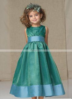 vestidos elegantes para niñas1