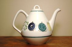 Rörstrand Picknick Teapot