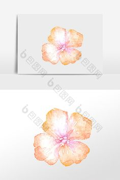 pink watercolor hand painted flower material #pikbest #watercolor #plant #element #illustration #illustrator #freebie #graphicdesign #graphicelements #freedownload #flower Watercolor Design, Pink Watercolor, Free Design, Illustrator, Plant, Hand Painted, Graphic Design, Flowers, Painting