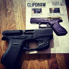 #Repost @beachinjupiter Clipdraw.com  Made in USA    I just received my @Clipdraw in the mail! #ConcealedCarry #Glock42 #380 #GlockFanatics #GunLover #Guns #GunLifestyle #GunRights #GirlsThatLoveGuns #GirlsThatCarry #2a #MadeInUSA #CarryEveryDamnDay